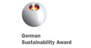 Logo German Sustainability Award